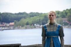 Årringer i Stein. Foto: Mette Haugland. Aktør: Desiree Isabel Bøgh Vaksdal