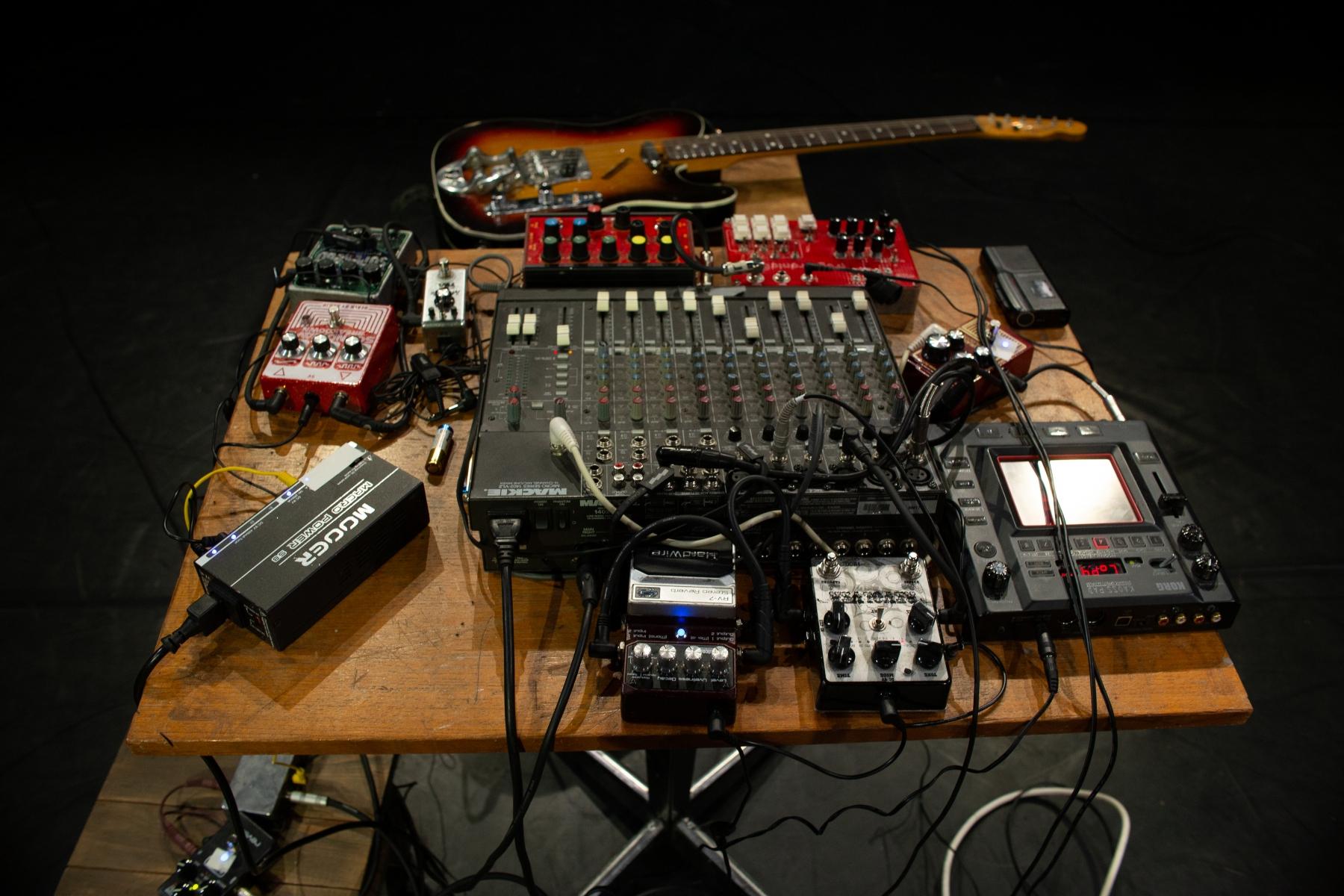 Ljudbordet